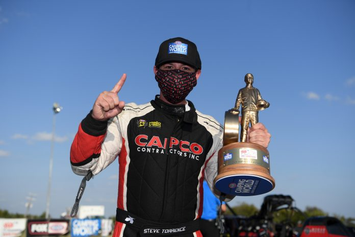 STEVE TORRENCE ACES FATHER BILLY IN DALLAS FINAL TO WIDEN POINTS GAP ON TOP CONTENDER KALITTA