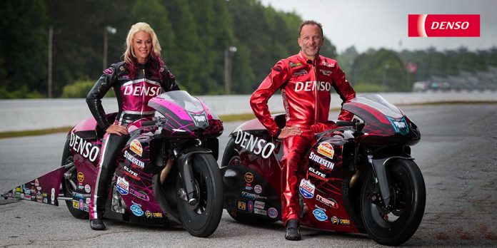 MR. AND MRS. SMITH: TWO WHEELED, 200 MPH ASSASSINS