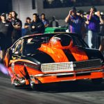 HALSEY, STRICKLAND, CARR TOP PDRA QUALIFYING