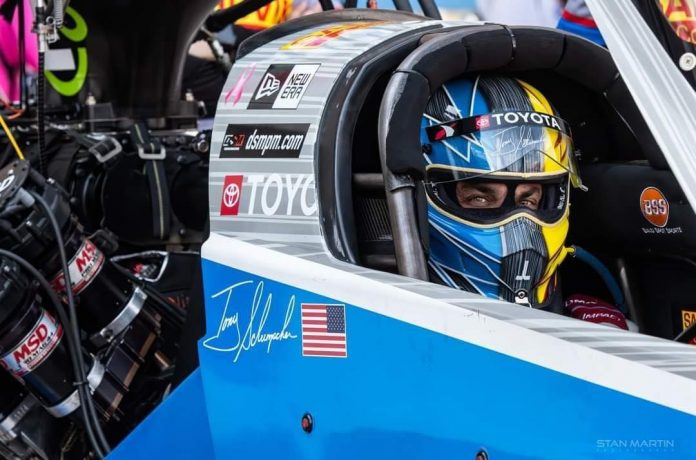 TONY SCHUMACHER'S HOUSTON WIN MIGHT JUST BE HIS MOST SIGNIFICANT ONE