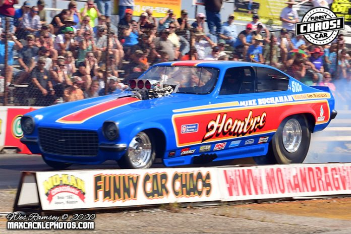 FUNNY CAR CHAOS RELEASES 2021 CHAMPIONSHIP TOUR SCHEDULE