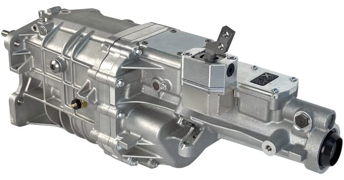 Silver Sport Simplifies Swaps with the New Tremec TKX