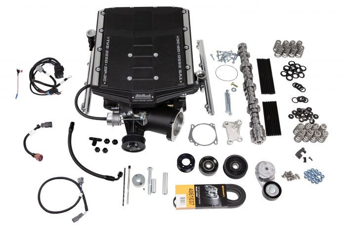 FAST Supercharger And Cam Power Pack For LS And Hemi