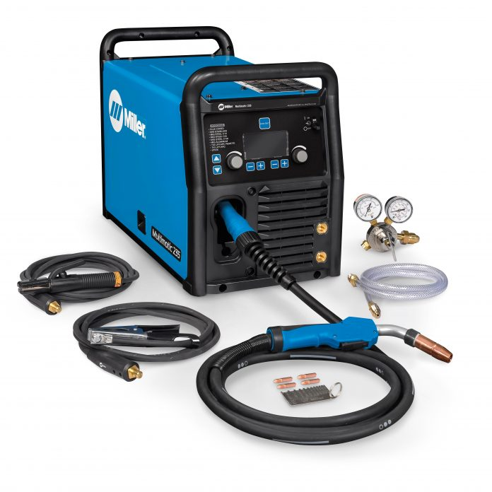 Miller Electric Offers New Enthusiast-Friendly Welder