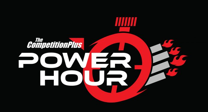 COMPETITIONPLUS.COM TO DEBUT POWER HOUR TV SHOW TONIGHT