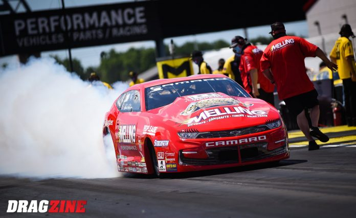 2021 NHRA Camping World Series Class Schedules Announced
