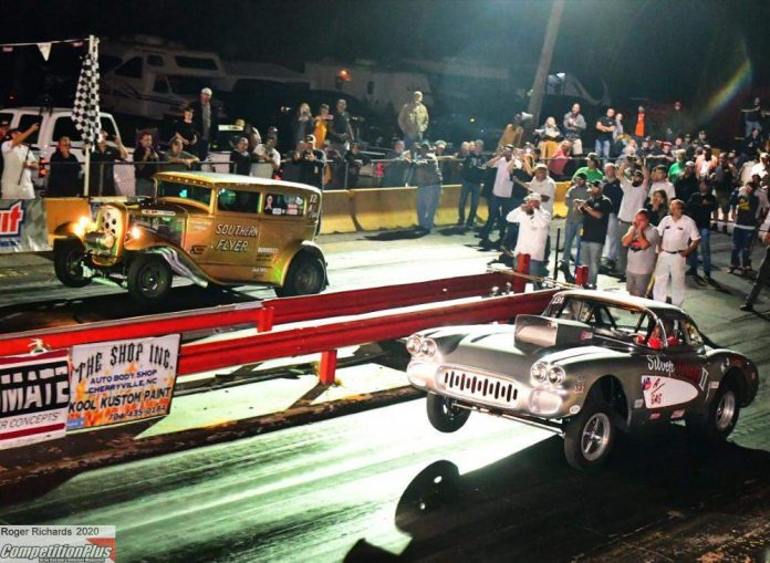 BURRELL, YORK HEADLINE WINNERS AT SHADYSIDE SOUTHEAST GASSERS FINALE