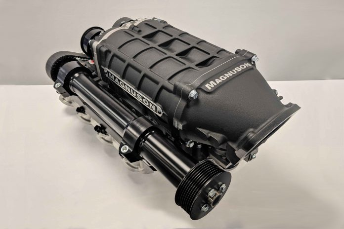 Magnuson Superchargers' New 3100 Blowers For The Big 3