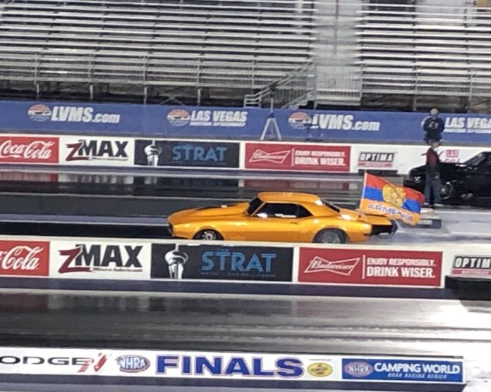 4-WIDE FRIDAY CAPS OFF STELLAR DAY AT SCSN 16