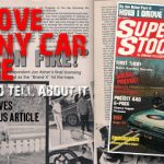 ENCORE - RELIVING ASHER'S FAMOUS BYLINE: I DROVE A FUNNY CAR ON FIRE