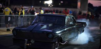 """The Evergreen Energy of Street Outlaws' Larry """"Axman"""" Roach"""
