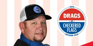 ROBERT HIGHT WINS AAA DECISION 2020 DRAGS OR CHECKERED FLAGS SERIES ONCE AGAIN