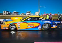 JEREMY HUFFMAN PLANNING 2021 PDRA EXTREME PRO STOCK DEBUT