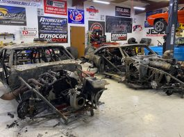 James Goad Loses Racing Operation In Trailer Fire